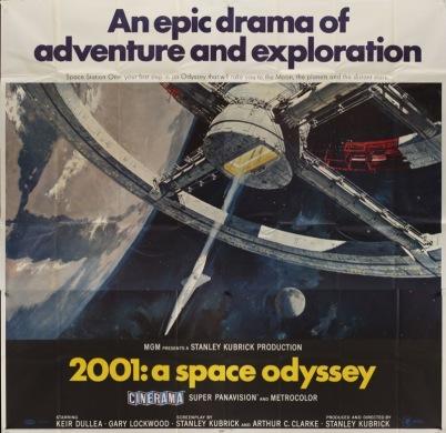 1968 Stanley Kubrick