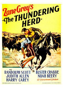 220px-The_Thundering_Herd_1933_Poster