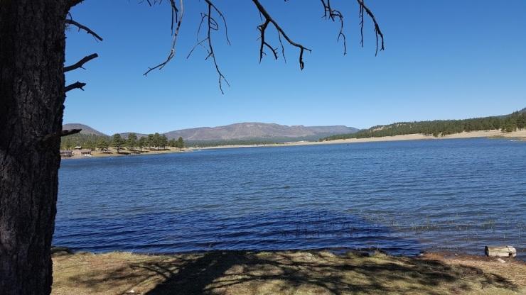Far End of Lake Luna