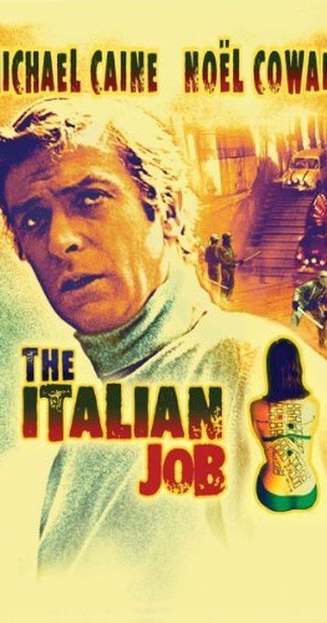 1969 Michael Caine classic