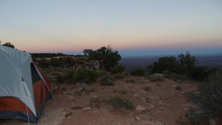 Waking up to Infinity, Mexican Hat, UT