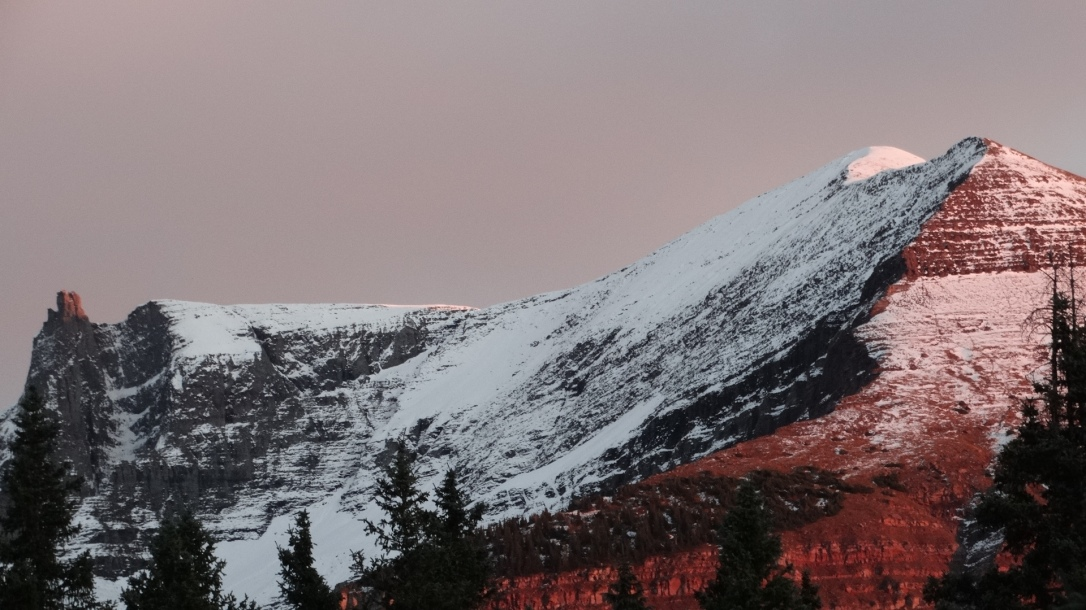 Aspen Glow, Telluride, CO
