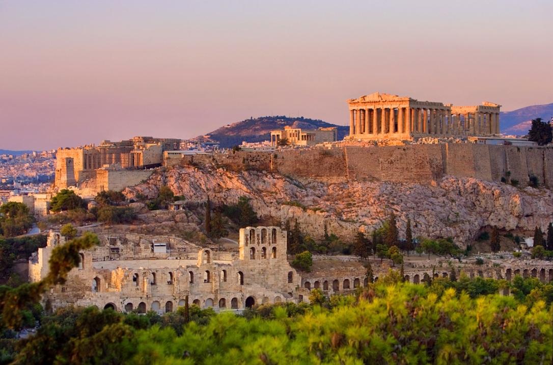 Acropolis and the Parthenon
