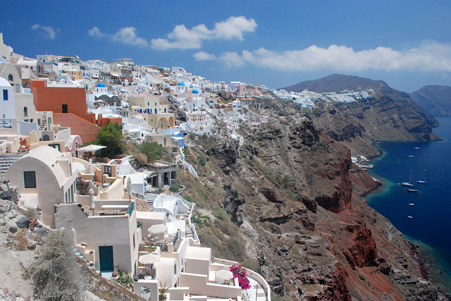 Santorini, Wikipedia image