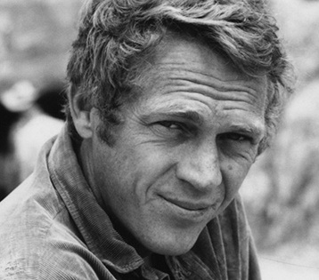 Steve McQueen epitome of cool
