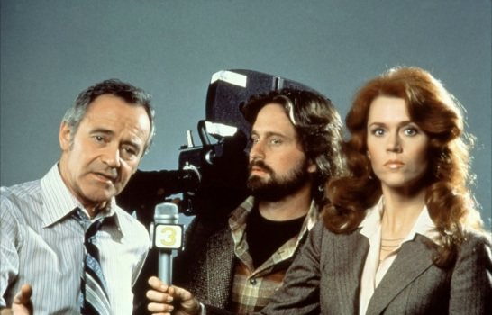 The China Syndrome (1979) with Michael Douglas and Jane Fonda
