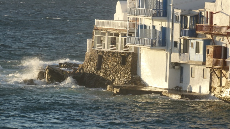 6. Mykonos High Tide