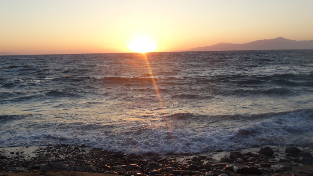 4. Mykonos Sunset