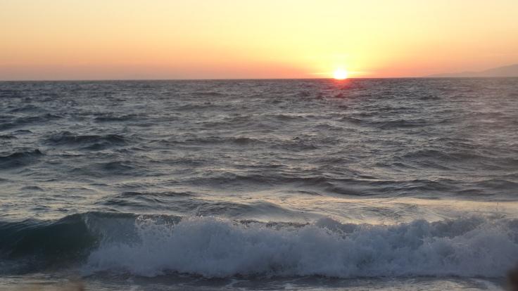 5. Mykonos Sunset II
