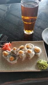 Grouper Sushi
