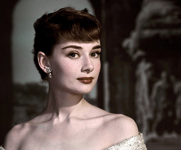 Audrey Hepburn Short Hair Cindy Bruchman